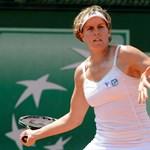 Roland Garros: Arn Gréta kiesett az első körben