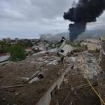 Tűzszünetet kötöttek a harcoló felek Hegyi-Karabahban