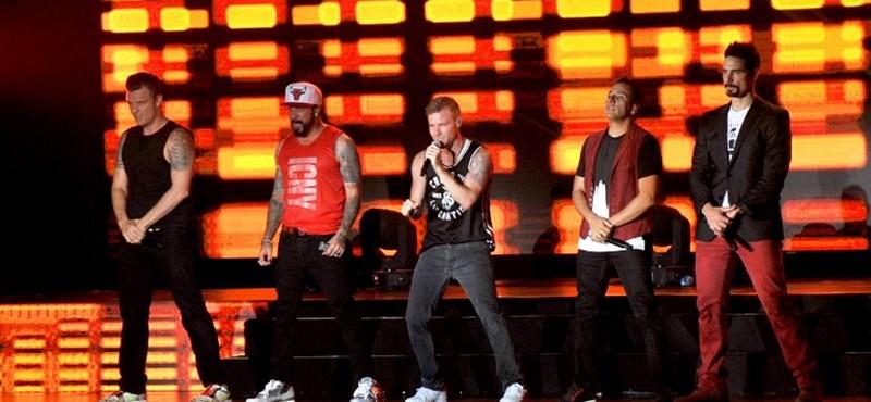 Öt év után új klippel jelentkezik a Backstreet Boys