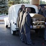 Elbúcsúztatták Aretha Franklint
