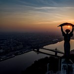 Mesés volt a napfelkelte Budapest felett – galéria