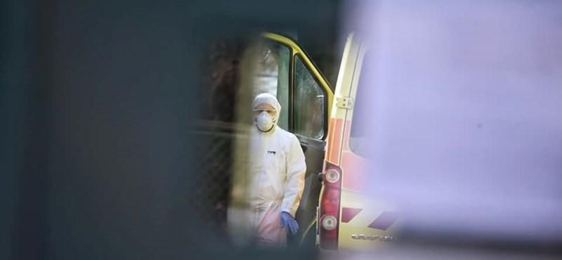 A budapesti Uzsoki kórház több orvosát és ápolóját is karanténba helyezték