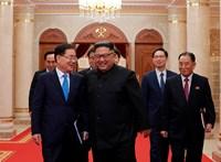 Kim Dzsong Un meghívta a pápát