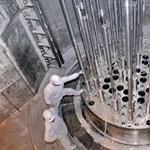 Reaktor helyett vízerőmű