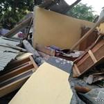 Ilyen volt az indonéz földrengés egy magyar szemével - fotók