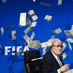Húszezer oldalnyi anyagot adott a FIFA a korrupciót vizsgáló ügyészeknek