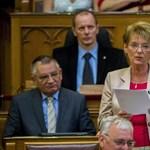 Hoffmann Rózsa hibátlanul foglalta össze a keddi oktatási vitanapot