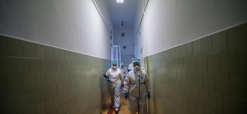 Újabb 85 magyar áldozata van a járványnak