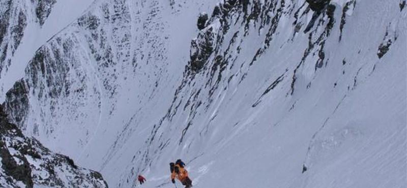29 millióért vesz hegymászófelszerelést a TEK