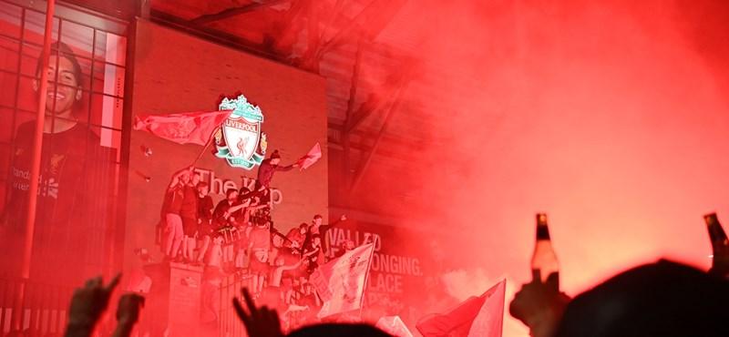 Bajnok a Liverpool