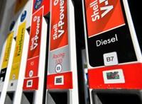 Olcsóbb lesz a benzin szerdától
