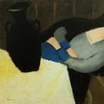 Rekordáron kelt el a Stuart Little-ből visszaszerzett festmény