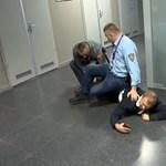 Péterfalvi: Szabályt sérthettek az ellenzéki képviselők az MTVA-székházban