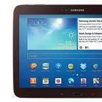 Ilyen lesz a Galaxy Tab 3-család