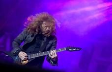 A Megadeth frontembere bejelentette, hogy torokrákja van