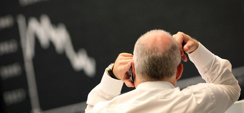 A kormány szerint téved az OECD, amikor nagy recessziót jósol