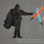 Zseniális ötlet: így nézne ki a Star Wars, ha magyar népmese volna