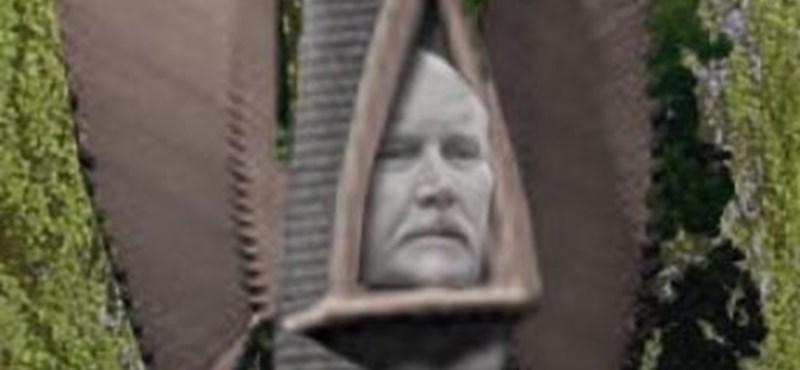 Kérjük, ne építsenek kétméteres Makovecz-arcot az Alagút elé!