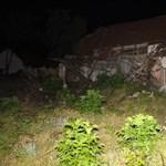 Fotón a tiszakécskei gyilkosság helyszíne