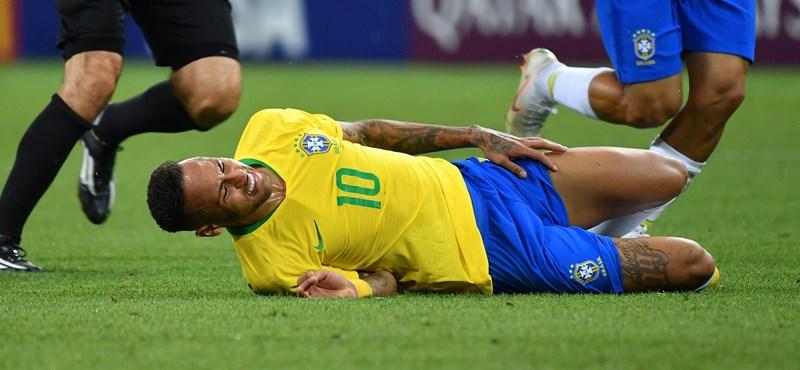 Politikusok is gúnyolják Neymart, nem is akárhogyan