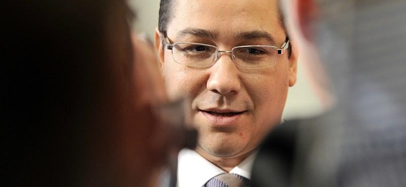 Victor Ponta lemondott a pártelnökségről