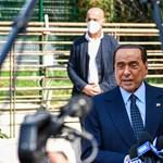 A koronavírusos Berlusconit már haza is engedték a kórházból