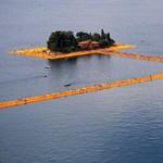 Máris javítani kell az Olaszországban felépített lélegzetelállító pontonhidat - fotók
