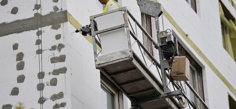 Tempósabb épülethatékonysági programot várnak a kormánytól
