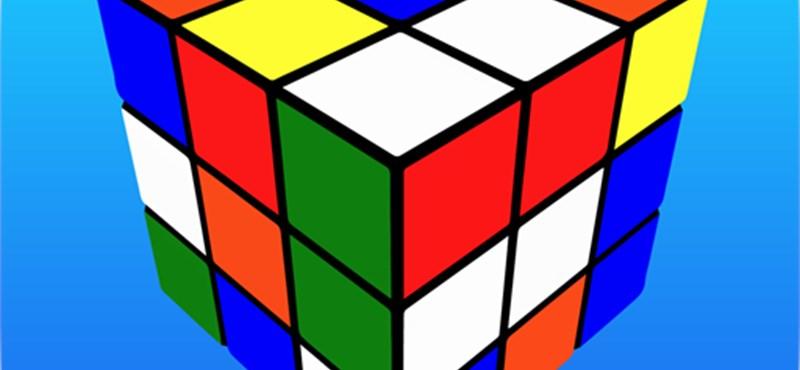 Ki tudja rakni? Ingyen játszhat telefonján a Rubik-kockával