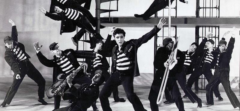 Kvíz: Mennyire ismeri Elvis Presley dalait?