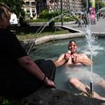 Szerdán megsülünk: az egész országra figyelmeztetést adtak ki a hőség miatt
