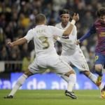 Ma esti Barca-Real: a várható kezdőcsapatok