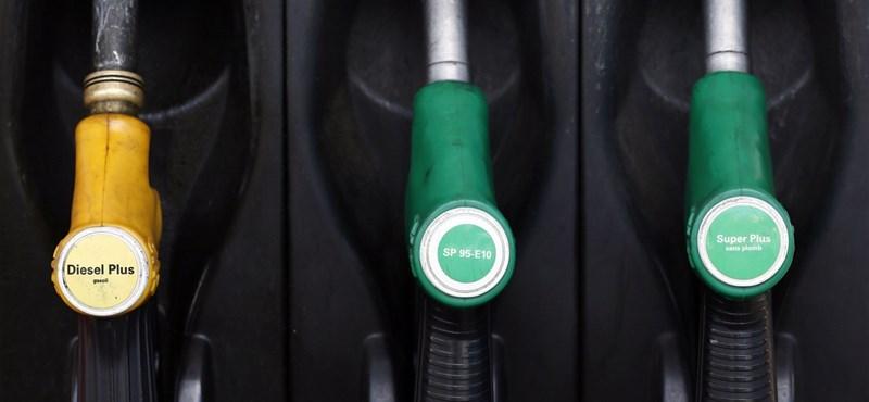 Megint drágul a gázolaj