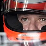 Forma-1: Barrichello körbetelefonál, mert túl gyenge neki a Williams