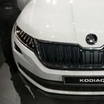 Itt a nagycsaládos Skoda Kodiaq: 7 üléses állami támogatásra kihegyezve