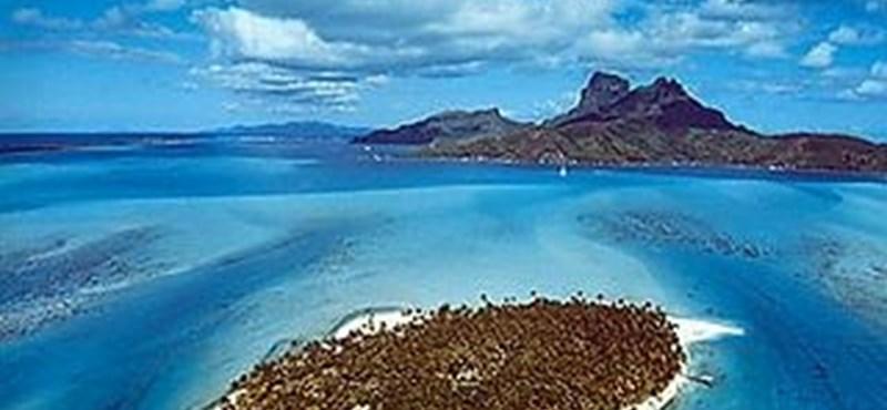 Luxus-sziget drágán eladó!