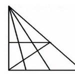 Ha megtalálod a 18 háromszöget, átlagon felüli az IQ-d