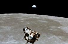 Csodás képeket osztott meg a NASA a Hold felszínéről, több új is van köztük