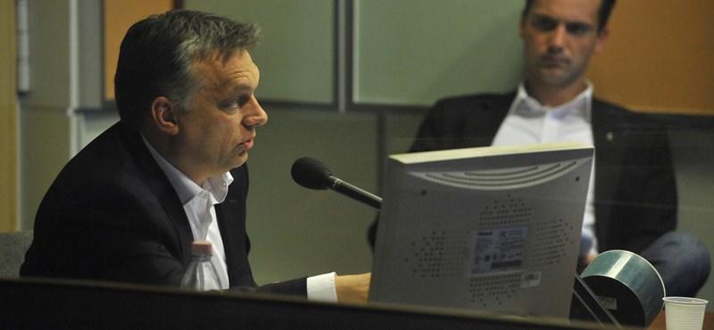 Orbán a trafikügyről: miért fordítanánk hátat a sajátjainknak?