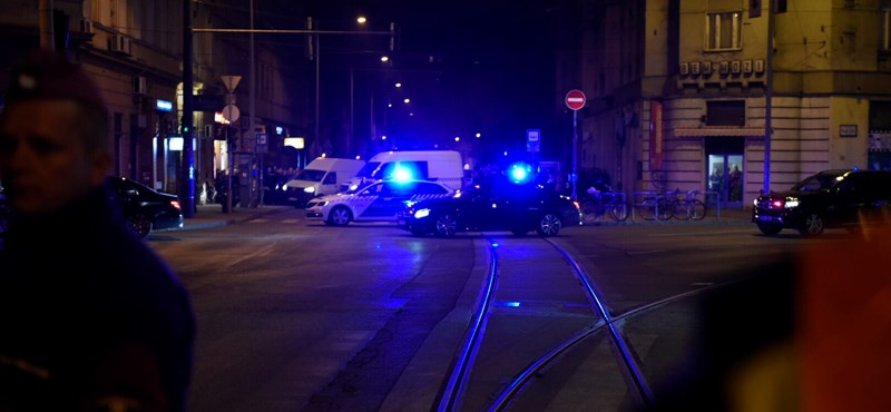 A budapesti káosz csúcspontja: egy autós áthajtott a Vérmezőn