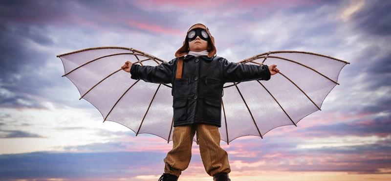Adjunk szárnyakat a gyereknek