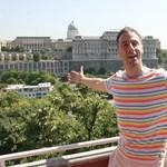 Itt lakik Csonka András, az RTL Klub műsorvezetője