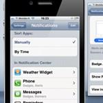 iOS 5 tipp: megszabhatjuk, hogy milyen üzenetek jelenjenek meg a Lock képernyőn