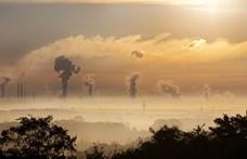 A második világháború vége óta nem látott mértékben csökkenhet idén a szén-dioxid-kibocsátás