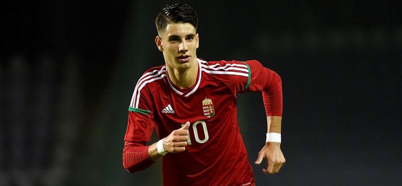 A Juventus meg akarja szerezni Szoboszlai Dominikot