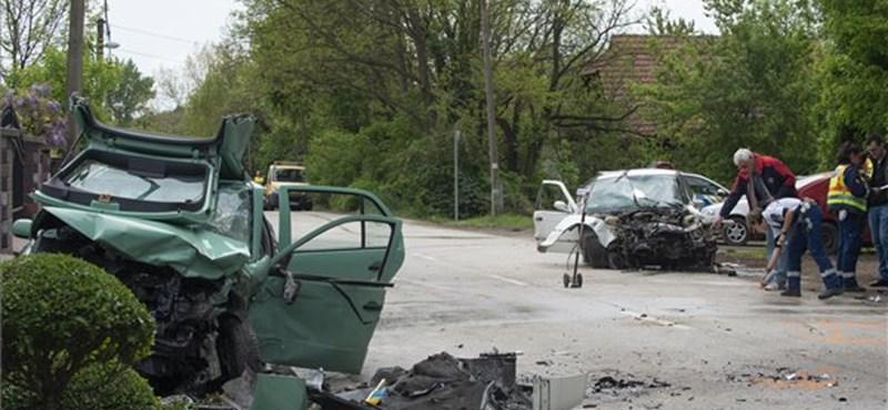 Itt történt a tragikus szentendrei baleset - fotók