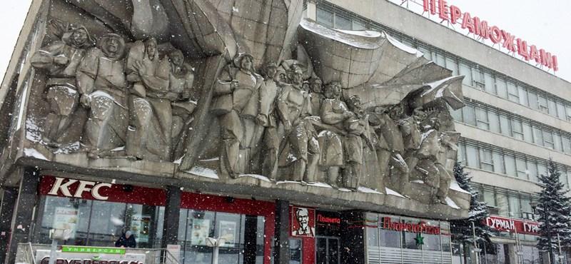Sarló-kalapács a metróban, Lenin-szobor a főtéren: bejártuk a januári Minszket