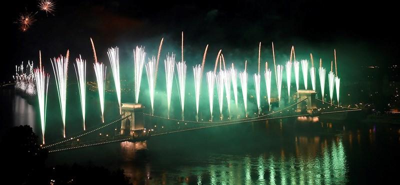 Ha saját lakásból nézné a tűzijátékot, százmilliós kiadása lesz
