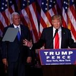 Tiltakozás és ünneplés Trump győzelme után