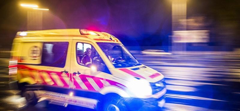 Életmentő lenne, mégsem kapták meg a tableteket a mentők